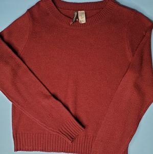 3/$20   sweatshirts Burgundy sweater